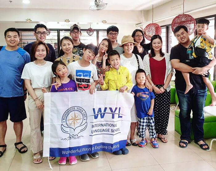 WYL新生入學照 - WYL海外英語遊學