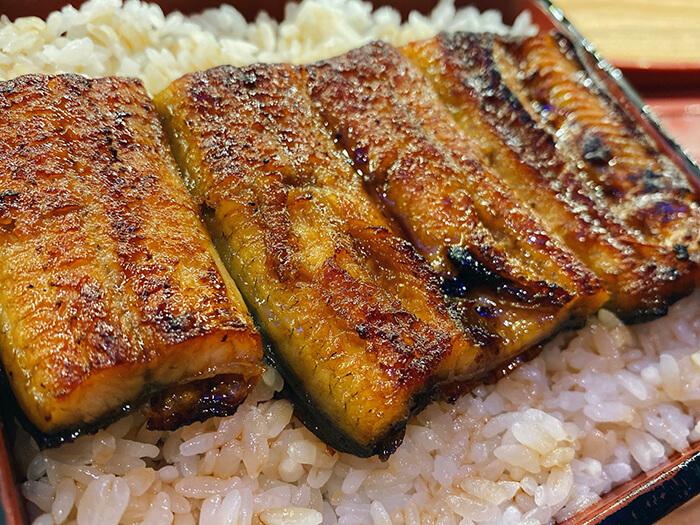 三重好吃的鰻魚飯