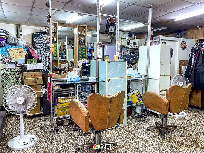 蘆洲家庭美髮院, 割稻飯