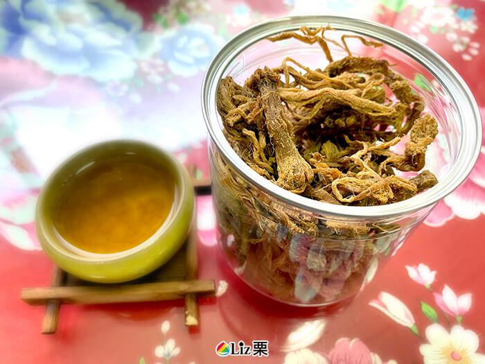 黃金肉條, 泡茶零嘴,肉乾配茶