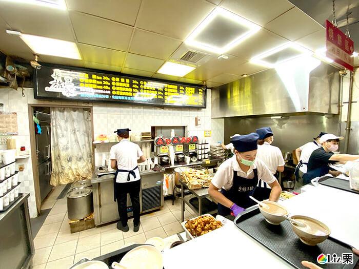 華山市場,知名早餐,豆漿,燒餅
