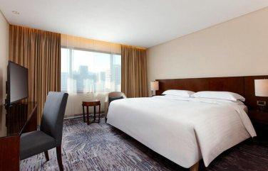 線上預約-台北五星級飯店,喜來登酒店,住宿預定