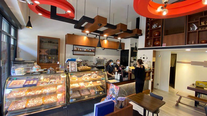 三重蘆洲咖啡廳,甜點店