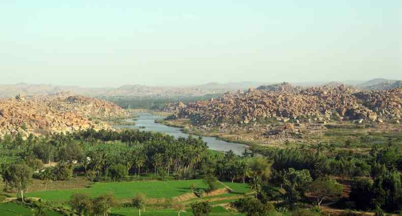 Boulders of Hampi, India