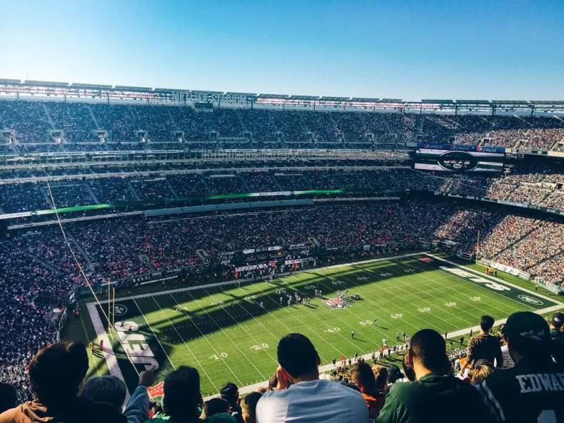 Metlife Stadium, New York, USA