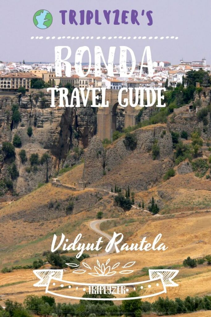 Ronda Travel Guide Pinterest