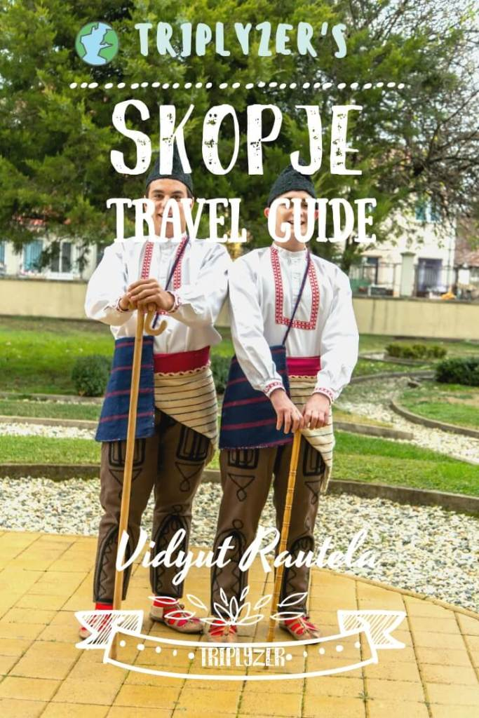 Skopje Travel Guide Pinterest