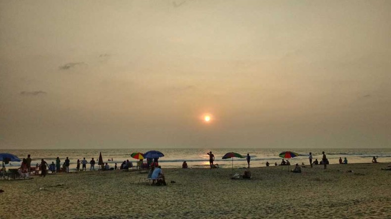 Varkala Papanasam Beach - Top Places to Visit in Varkala