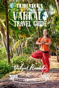 Varkala Travel Guide Pinterest