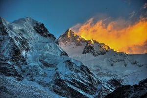 kanchenjunga sikkim gangtok india