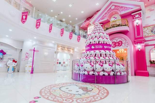 Hello Kitty Island Jeju