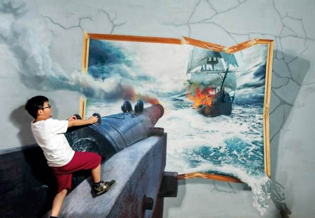 The 3D Museums in Penang