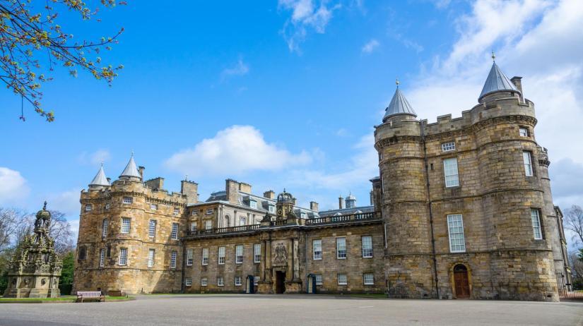 Edinburgh Palace of Holyroodhouse