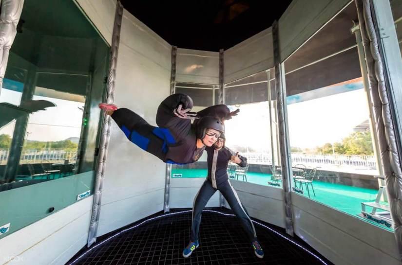 Koh Samui EasyFly - Indoor Skydiving