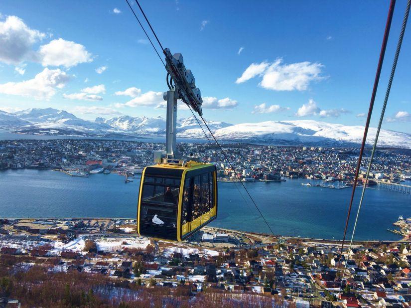 Arctic Panorama Cable Car Excursion
