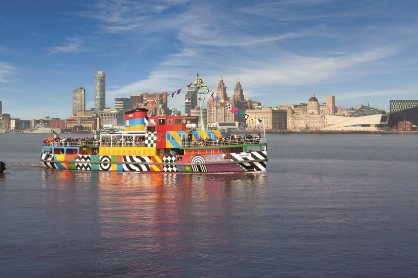 mersey river cruise