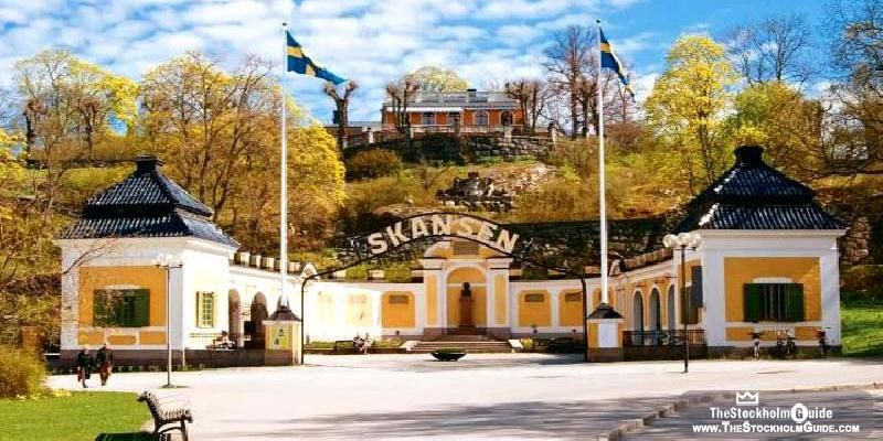 Skansen Open-Air Museum