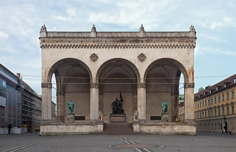 Feldherrnhalle Munich
