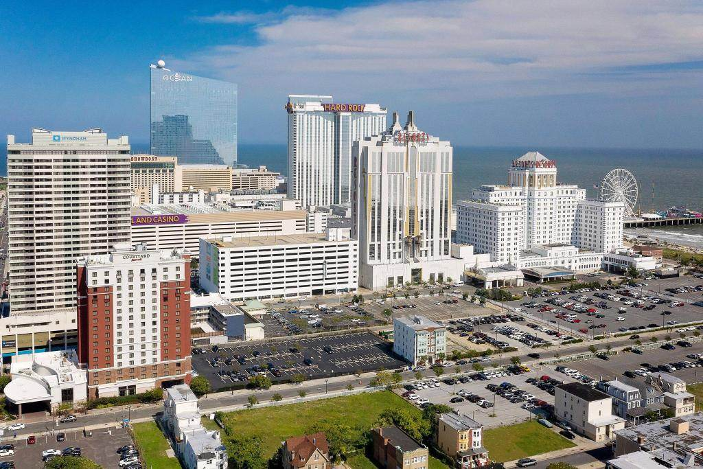 the view of some best kid-friendly hotels in atlantic city