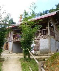 ta phin village homestay