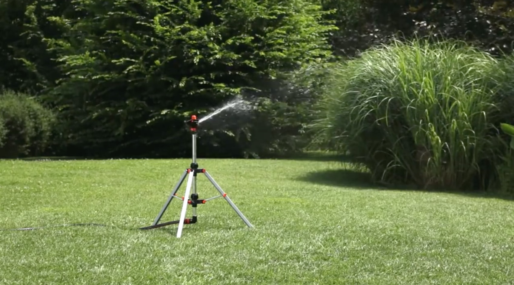 How To Setup And Use A Tripod Lawn Sprinkler Tripodyssey