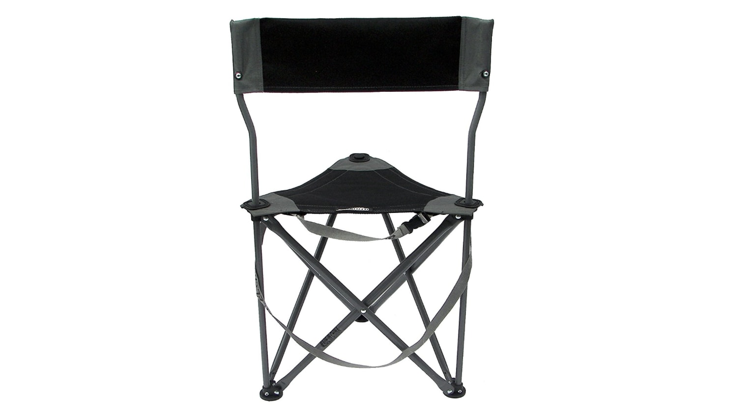 tripod stool with back rest material