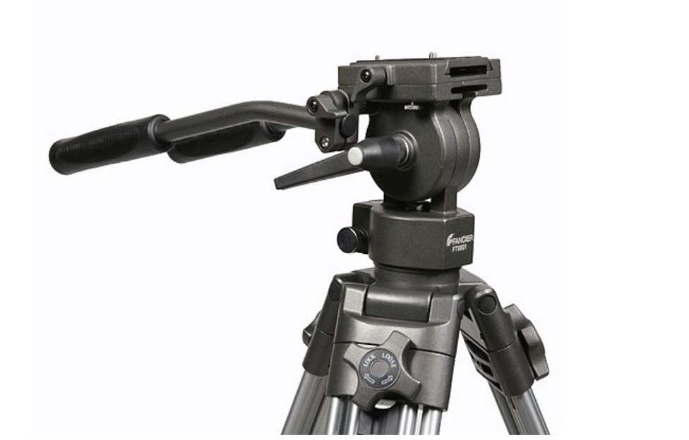 Fancier Studio Tripod with Fluid Drag Head FT9901 Review