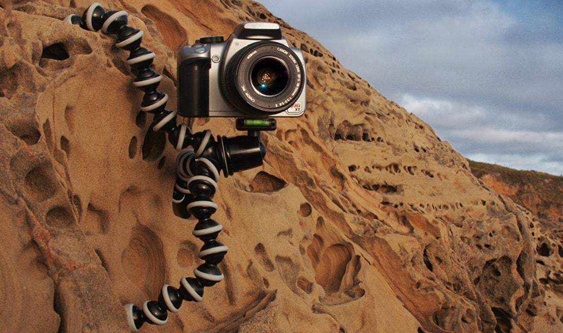JOBY GorillaPod SLR Zoom Flexible Tripod Review