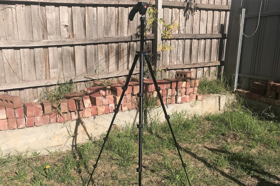 Manfrotto Compact Action Tripod Review