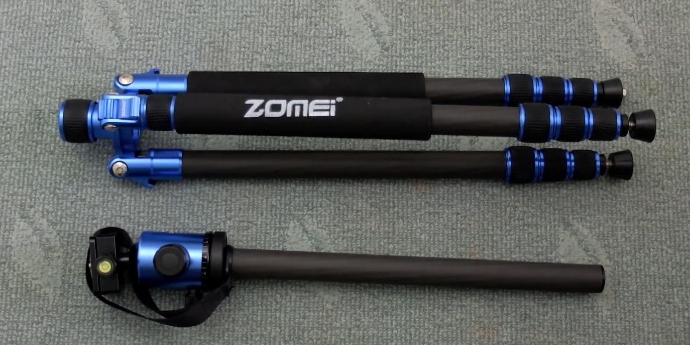 Zomei Z818C Tripod/Monopod Review