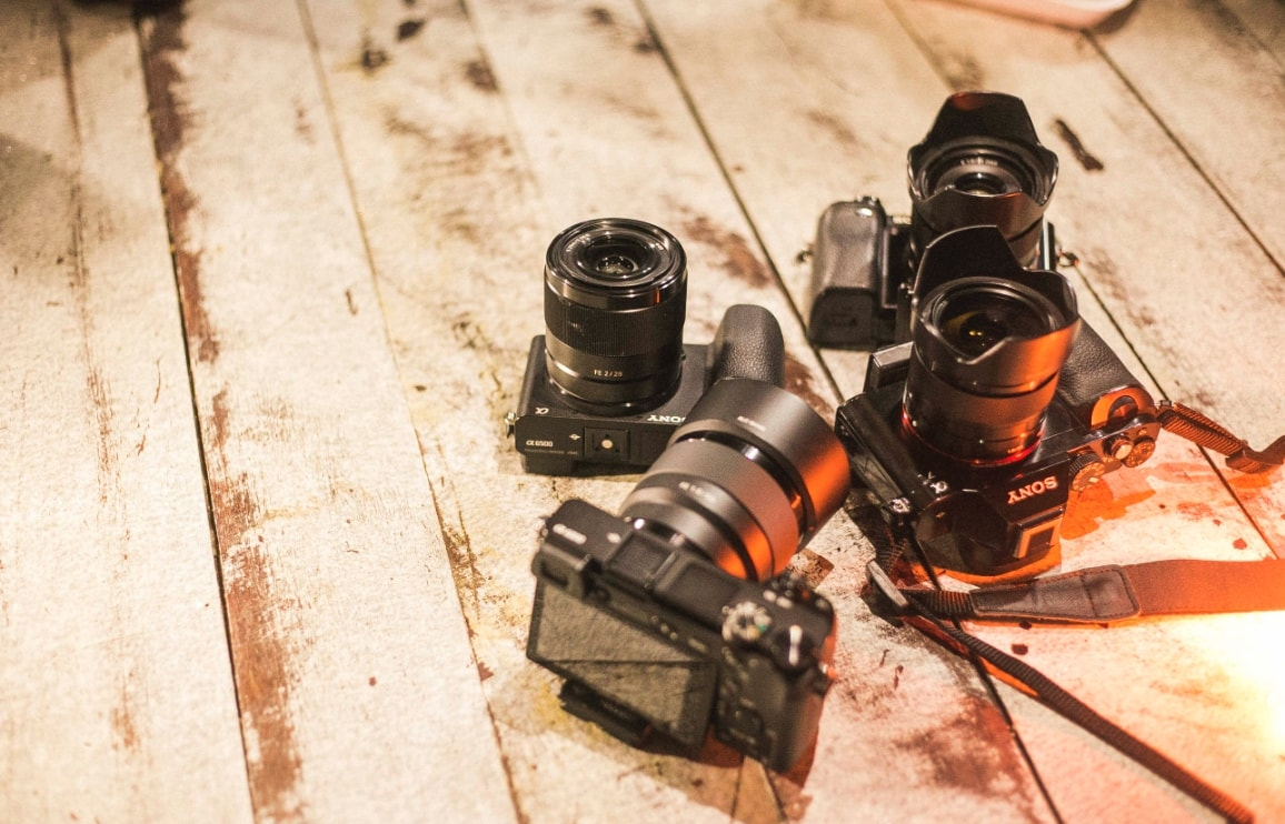 How I found the best tripods for the Sony A7 camera range