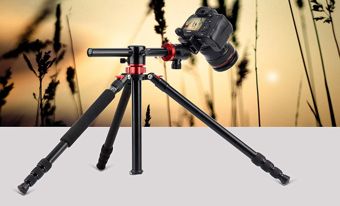 ZOMEI 72 inch Tripod With 360 Degree Ball Head Review