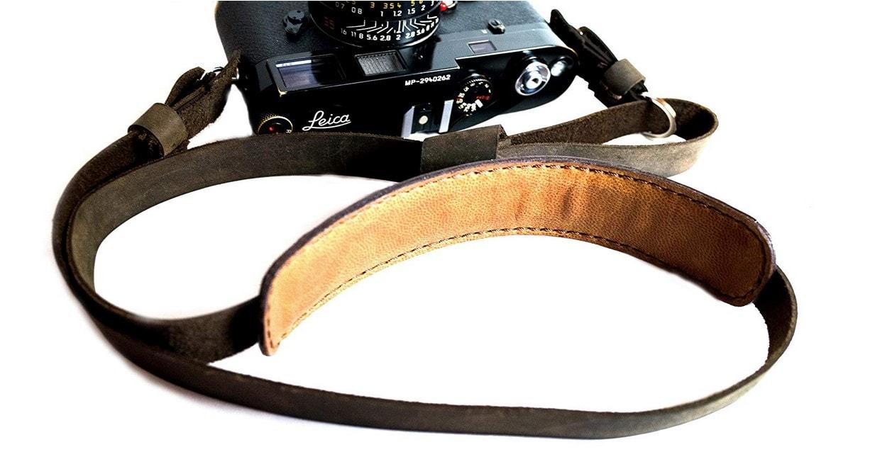 Henri by Eric Kim Handmade Premium Leather Camera Neck Strap Review