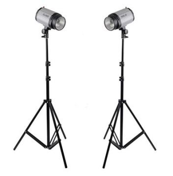 Neewer 2 Packs 9 feet/260 centimeters Photo Studio Light Stands Review