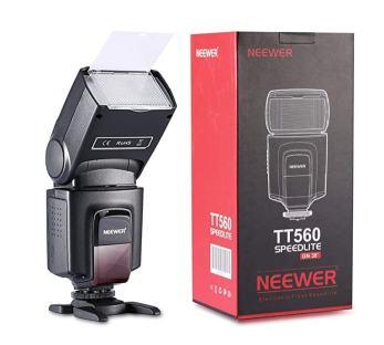 Neewer TT560 Flash Speedlite for Canon 80D