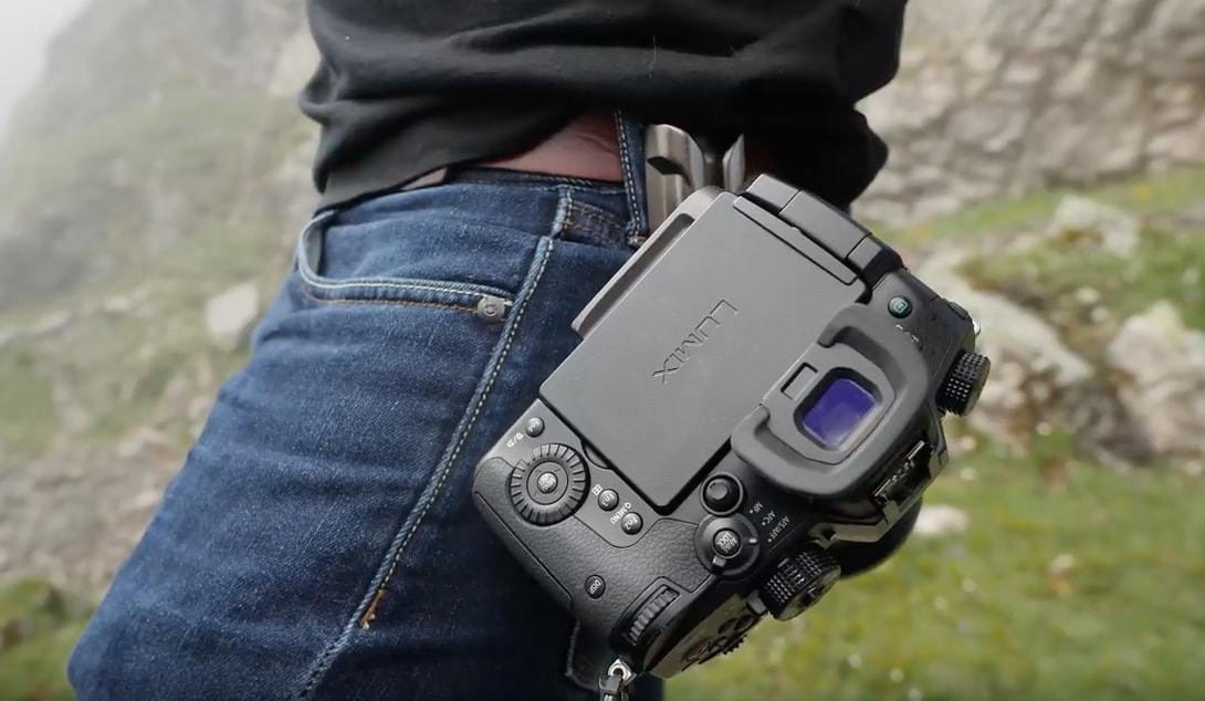 How I found the best camera holsters