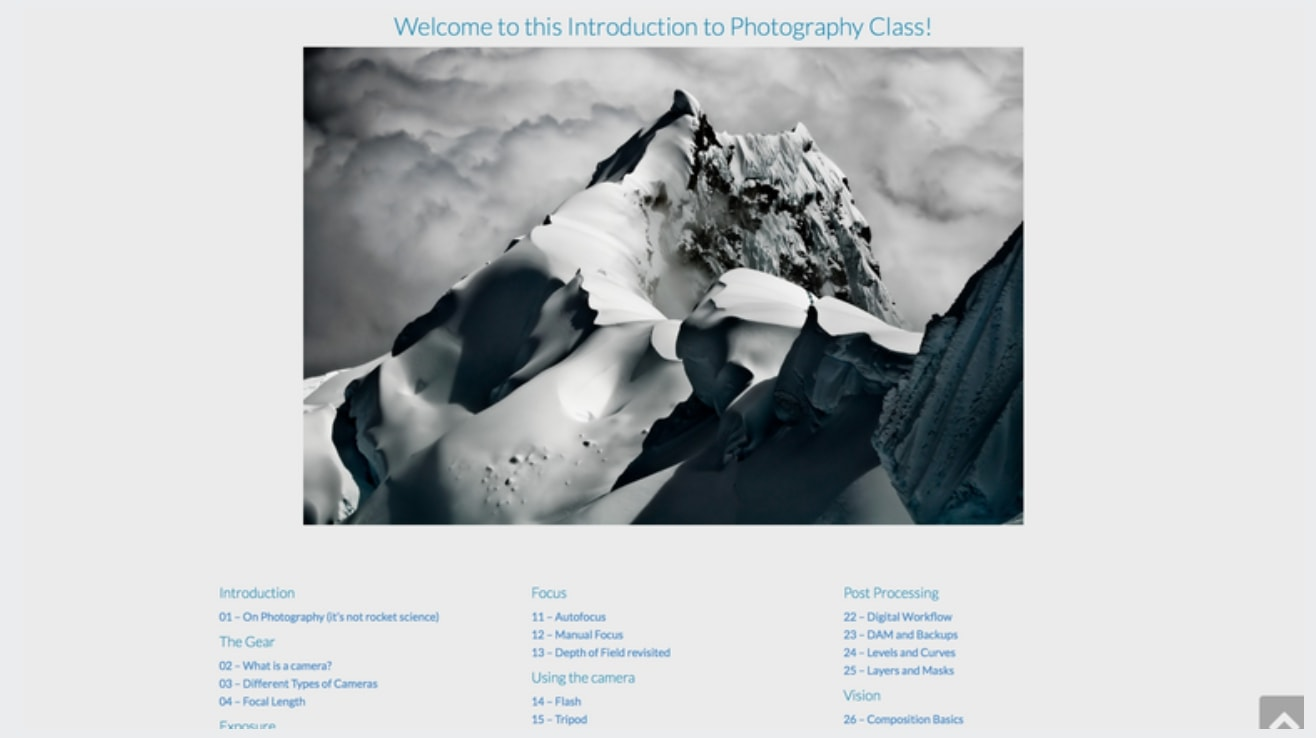 BetterPhoto - Best Photography Site on the
