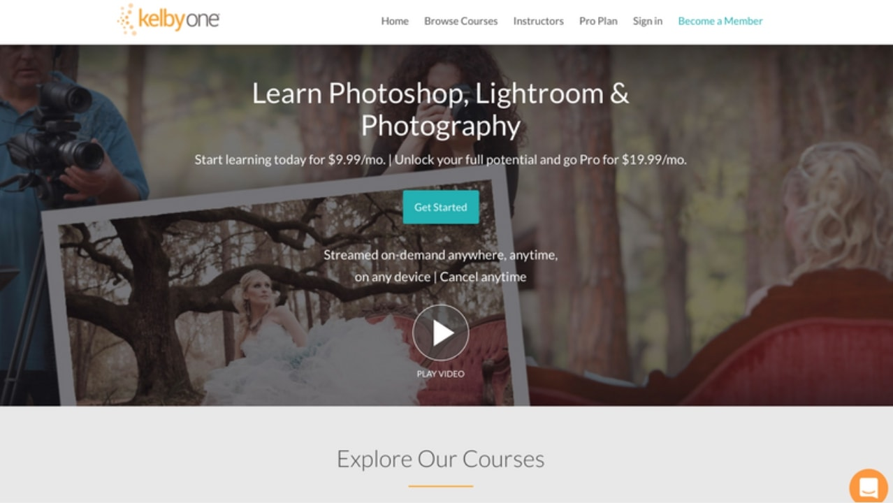 Kelbyone: Learn Photography, Lightroom & Photoshop