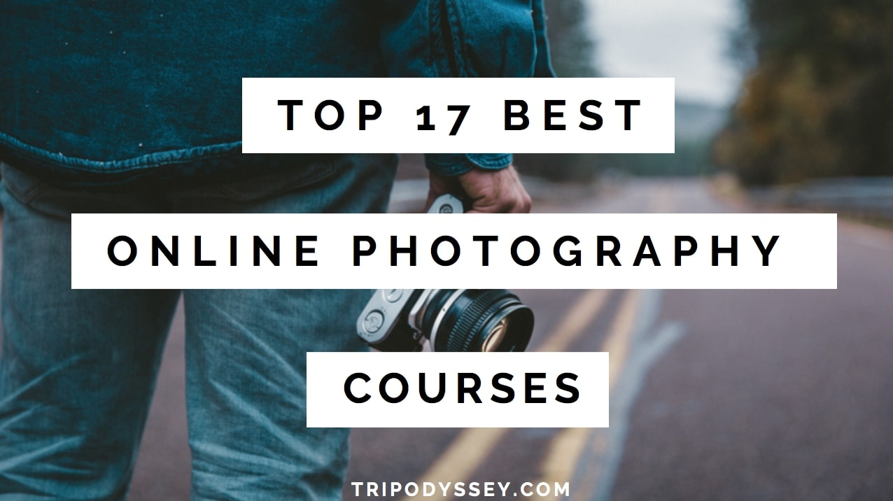 Best Online Photography Courses for Beginner & Intermediate Photographers