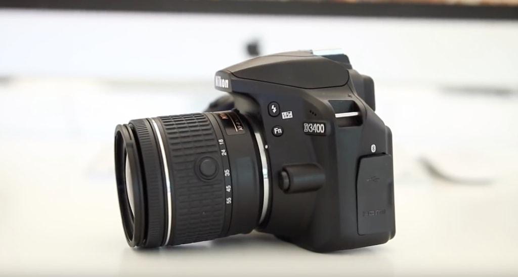 Nikon D3400 safari africa review