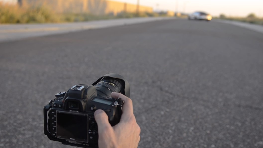 What type of cameras and lenses are best for car photography?