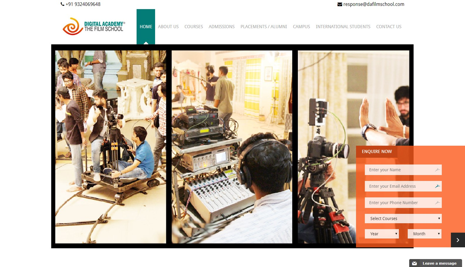 Digital Academy - The Film School