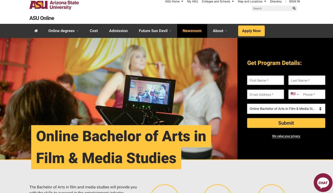Top 15 Best Online Filmmaking Courses, Schools, & Tutorials!