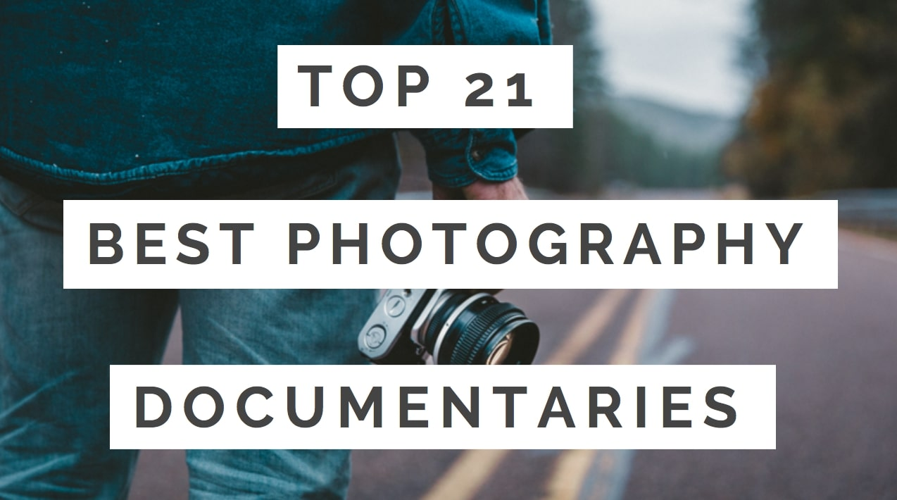 Best Photography Documentaries on youtube