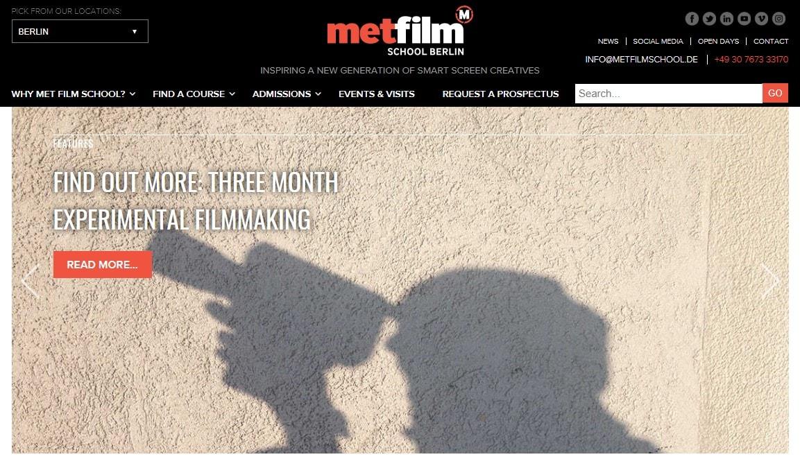 Met Film School Berlin