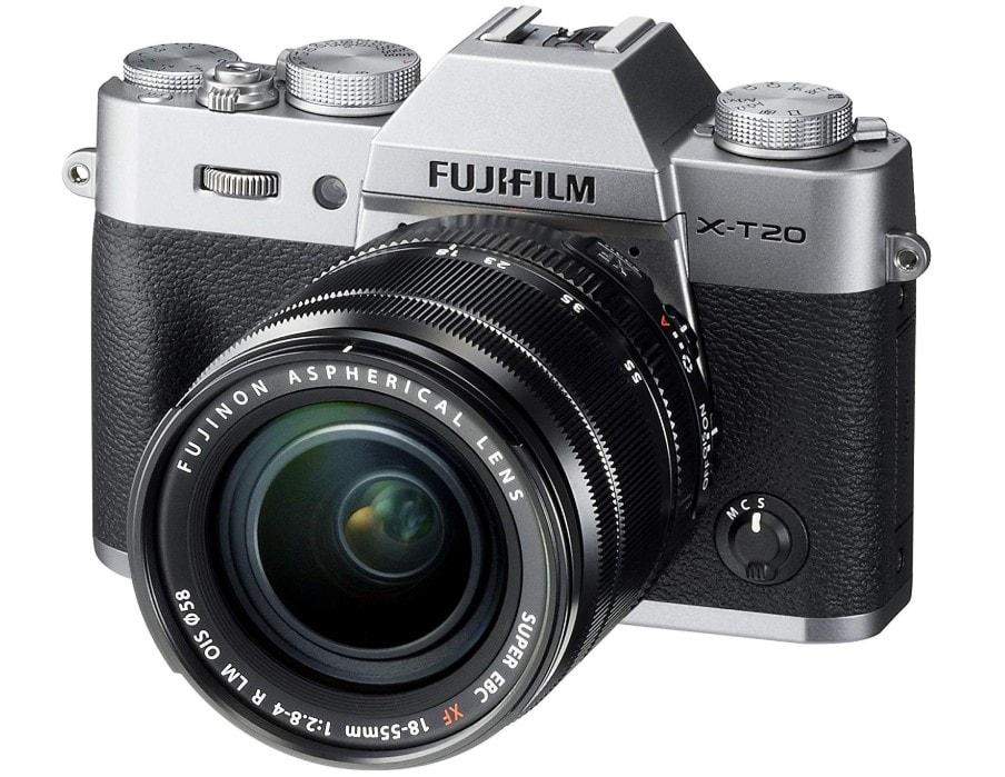 Fujifilm X-T20 Mirrorless Digital Camera w/XF18-55mmF2.8-4.0 R LM OIS Lens Review
