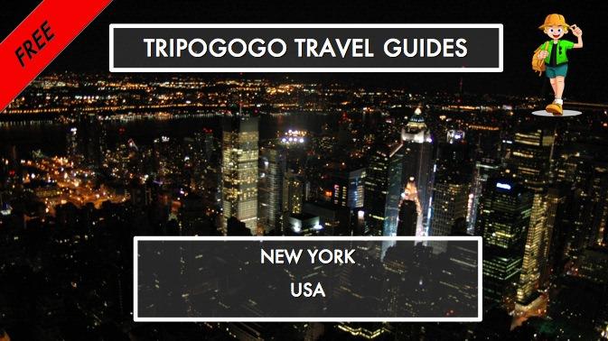 Nev York City, USA - Free PDF Travel Guidebook