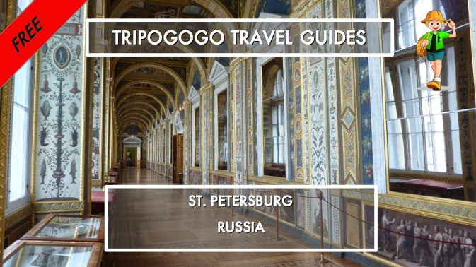 Saint Petersburg, Russia - Free PDF Travel Guidebook