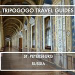 Saint Petersburg, Russia – Free PDF Travel Guide Book