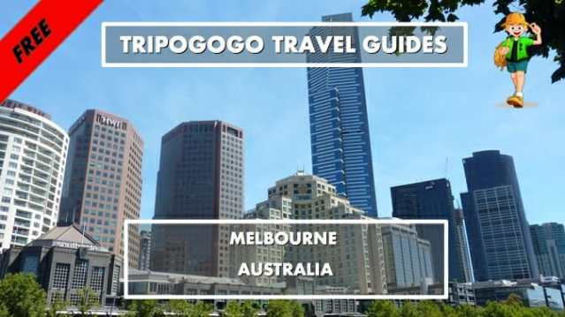 Melbourne - Free PDF Travel Guide Book